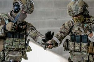 Hand-to-hand combat - Portuguese Army Special Operations