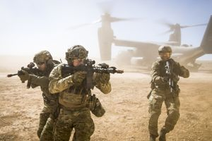 US Special Forces operatives