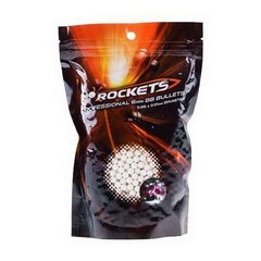 Rockets Professional 0,28g 0,5kg BBs, White