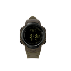 M-Tac Tactical Watch with compass, Coyote Brown