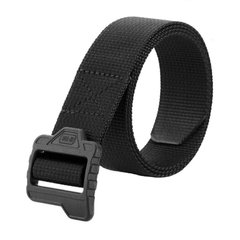 Ремінь M-Tac Lite Tactical Belt GEN.II Black, Чорний, Medium