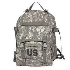 MOLLE II Assault pack (Used), ACU