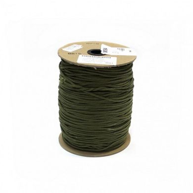 Paracord 550 lbs TYPE III Seven Strand, Olive Drab