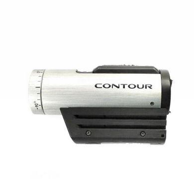 Action Camera Contour + (Used), Silver