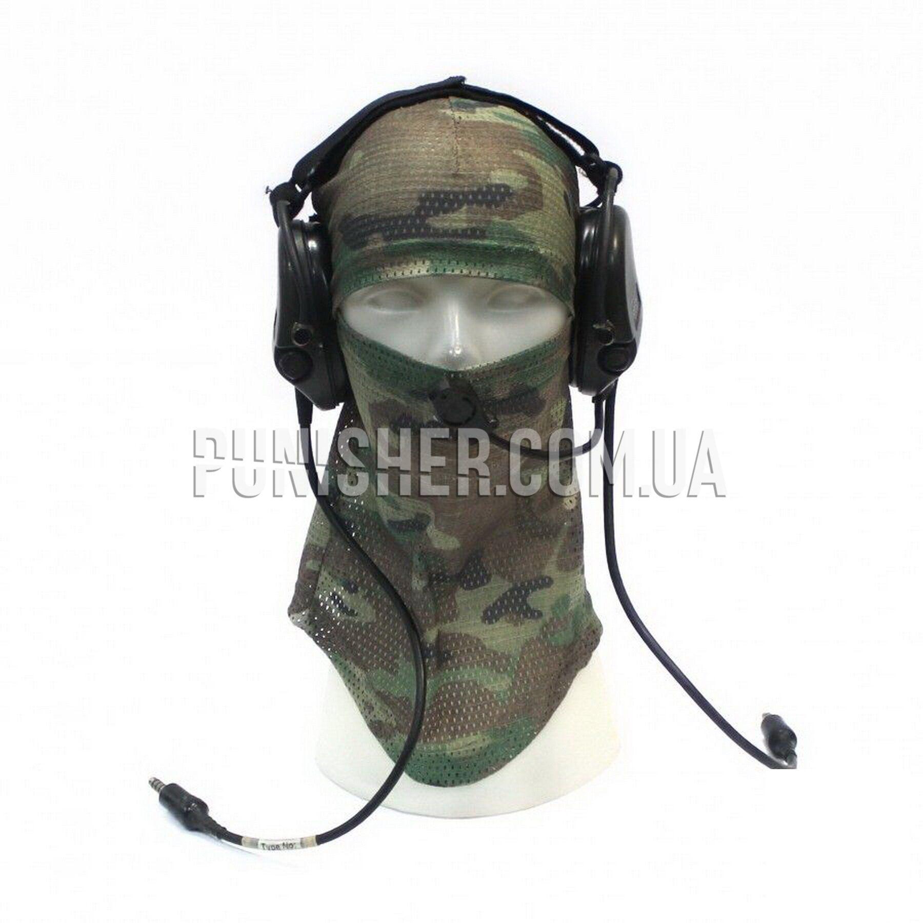 TCI Liberator II DUAL headset