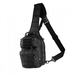 Сумка M-Tac Urban Line City Hunter Hexagon Bag, Чорний