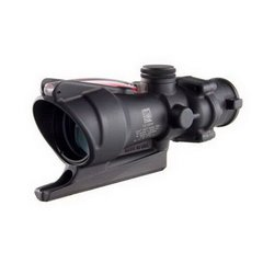 Trijicon ACOG 4x32 Scope (TA31A), Black