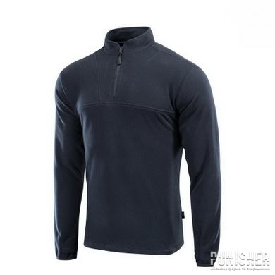 M-Tac Delta Fleece Jacket Dark Navy Blue, Navy Blue, Small