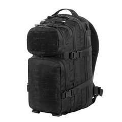M-Tac Assault Pack Laser Cut, Black