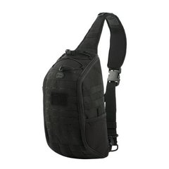 M-Tac Armadillo One strap Backpack, Black