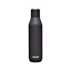 Термофляга для води та вина CamelBak Wine Bottle, SST Vacuum Insulated 0,75 л, Чорний