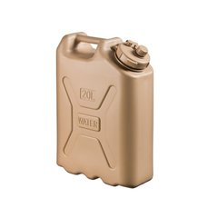 Scepter 20 Litre Military Water Container, Sand