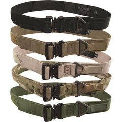 Тактичний ремінь BlackHawk Rigger's Belt with Cobra Buckle, Coyote Tan, Large