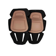 Emerson Knee Pads, Tan