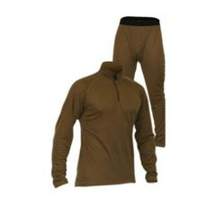 Moisture Wicking Thermal Underwear (Level 1)