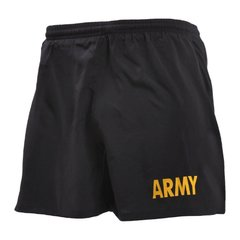 Шорти US ARMY APFU Trunks Physical Fit, Чорний, Medium