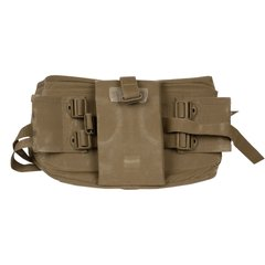 Поясний ремінь USMC Pack Hip Belt на рюкзак FILBE Main Pack (Був у використанні), Coyote Brown