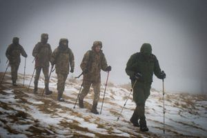 The Armed Forces of Ukraine launched a pilot course of mountain training