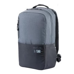 M-Tac Urban Line Laptop Pack, Dark Grey