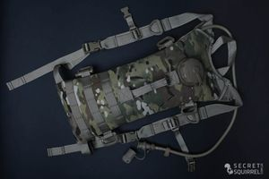Огляд комплекту MOLLE II Hydration System Carrier