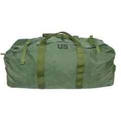 US Military Improved Deployment Duffel Bag, Olive Drab