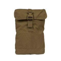 Filbe USMC Pack Hydration Pouch, Coyote Brown