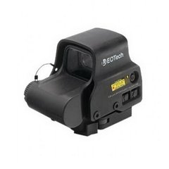 EOTECH EXPS3 Holographic Weapon Sight, Black