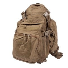 T3 Hans Backpack, Coyote Tan