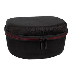 ACM Hard Carrying Case for Earmuffs and Goggles, Black