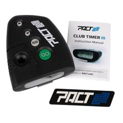 Pact Club Timer III, Black