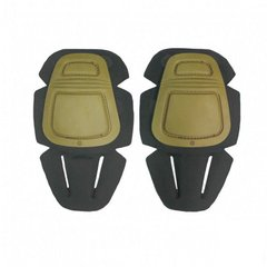 Crye Precision Airflex Knee Pads (Used), Coyote Brown