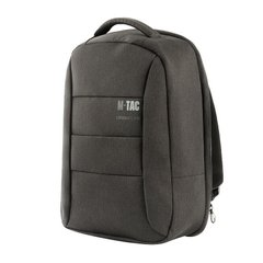 M-Tac Urban Line Anti Theft Pack, Dark Grey