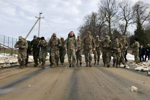 Soldiers assigned to Task Force Illini, competed for GAFPB Feb. 8 - 28