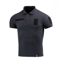 M-Tac Polyester Dark Navy Blue Polo Shirt, Navy Blue, Small