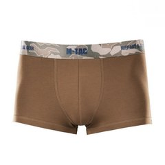 M-Tac Mens Boxer 93/7 Coyote, Coyote Brown, Small