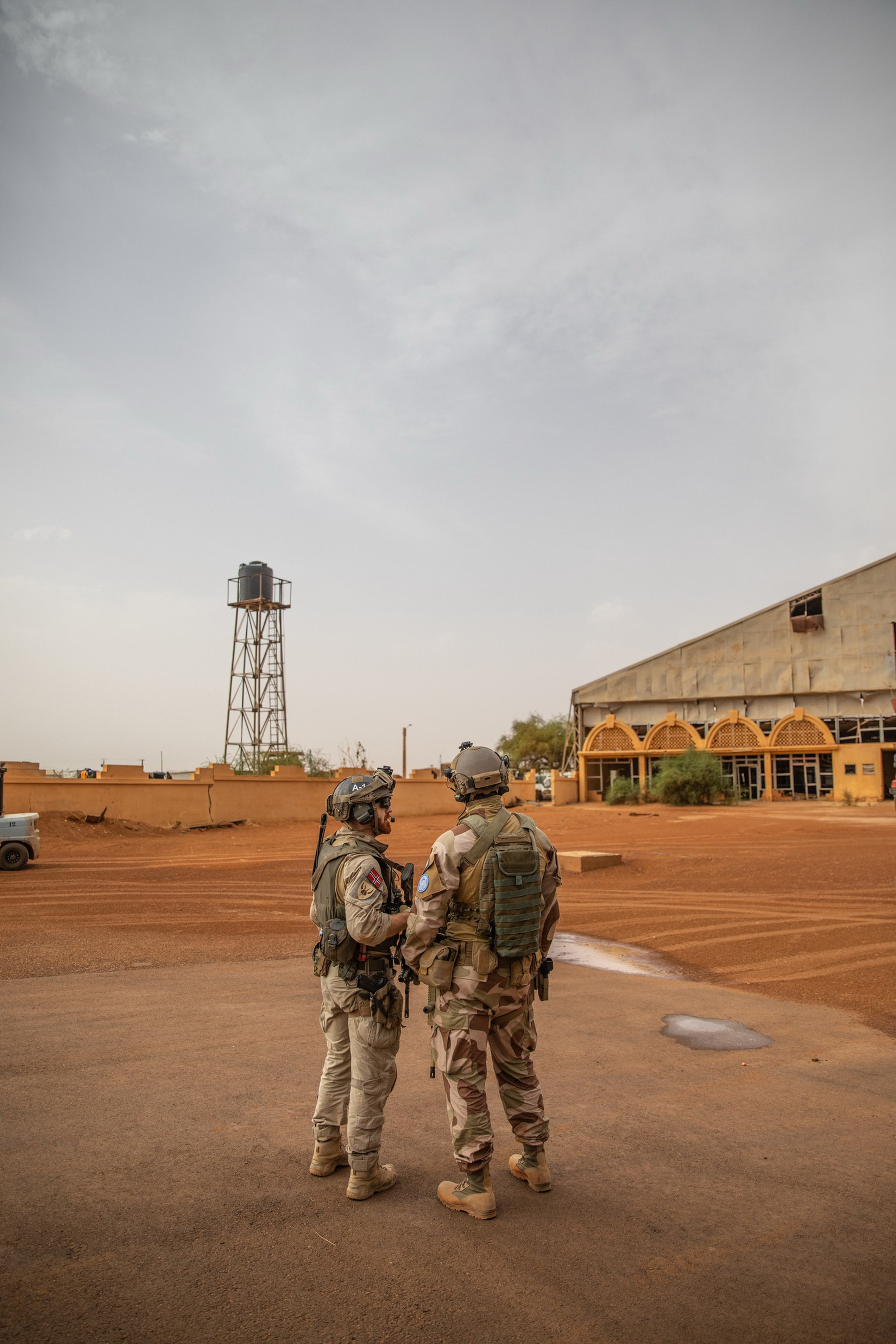 New Norwegian Mali contribution in place