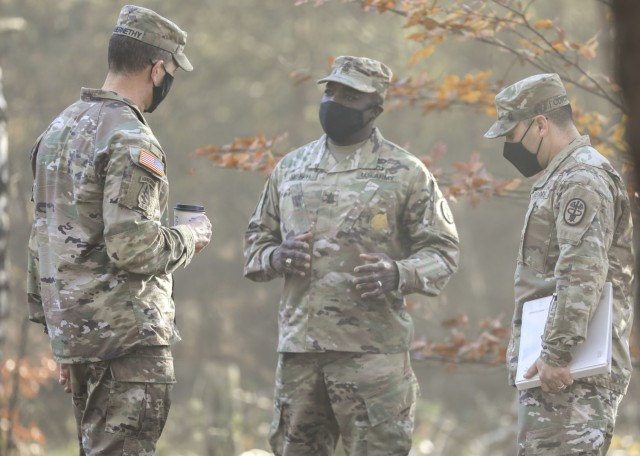 Training tests readiness, grit of LRMC Service Members