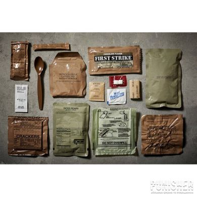 Meal, Ready-to-Eat Genuine U.S. Military Surplus