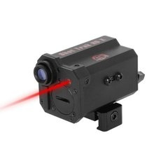 ATN Shot Trak-X HD Action Camera with Laser, Black
