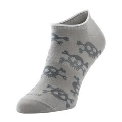 M-Tac Socks Summer Light Pirate Skull Light, Grey, 43-46