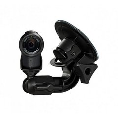 Contour Suction Cup Mount, Black
