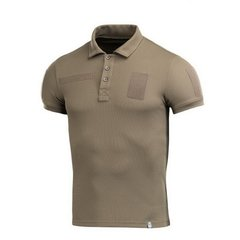 M-Tac Polyester Olive Polo Shirt, Olive, Medium