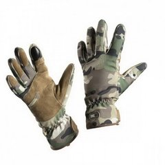 M-Tac Tactical Waterproof Multicam Gloves, Multicam, Small