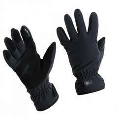 M-Tac Tactical Waterproof Dark Navy Blue Gloves, Navy Blue, Small