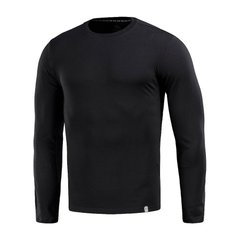 M-Tac Long Sleeve 93/7 Black T-shirt, Black, Small