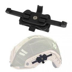 FMA Contour HD Adapter For Fast Helmet, Black