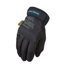 Mechanix Fastfit Insulated Gloves, Black, Small