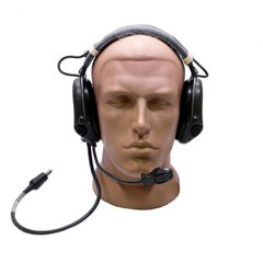 MSA Sordin Supreme Pro Left-hand headset (Used), Olive